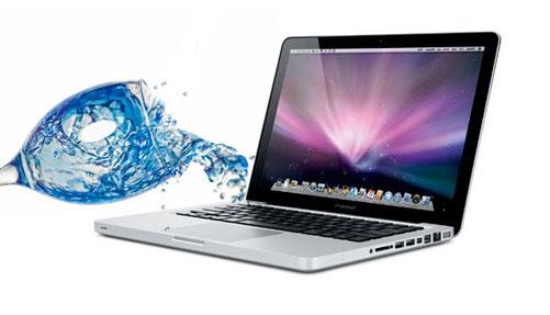 Image result for apple mac liquid spill